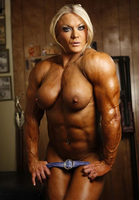 nude muscle women movies