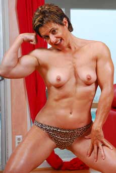 Female Bodybuilder Porn Star