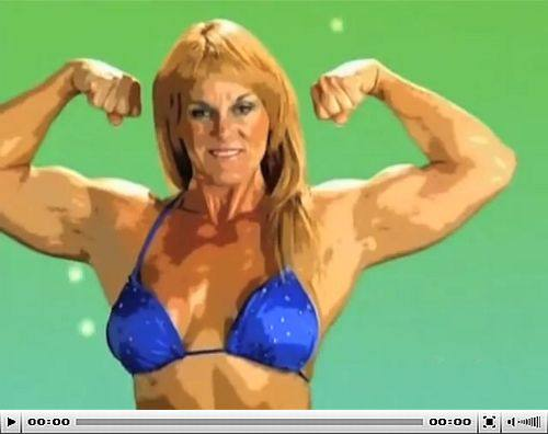 Female Bodybuilder Vidcap Picture